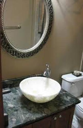 Small Bathroom Counter Image