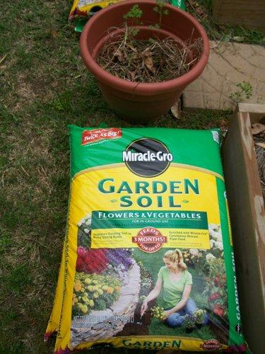 Vegetable Garden Soils