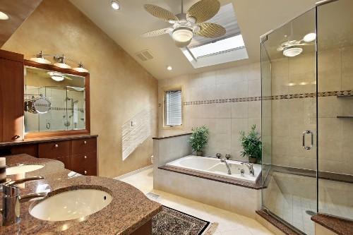 Bathroom Ceiling Fan Design