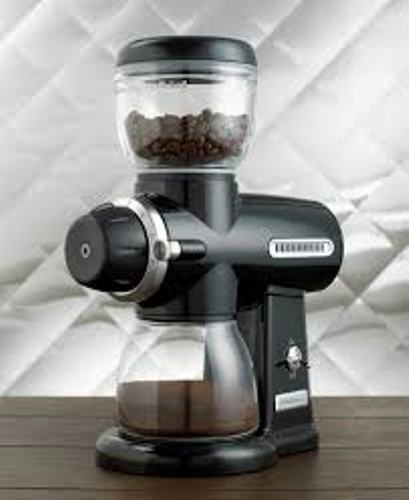 Black Coffee Grinder