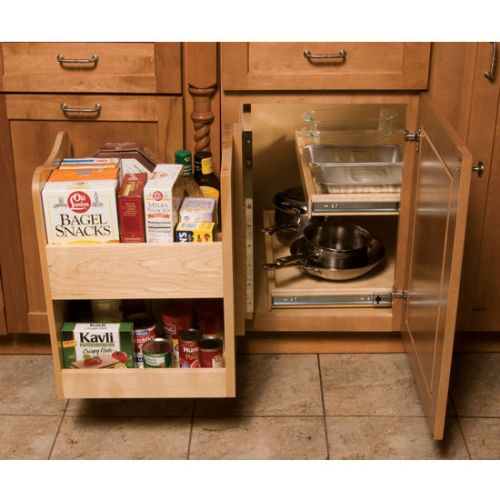 How to organize kitchen cabinets pots and pans 5 ideas for Kitchen cabinet shelves