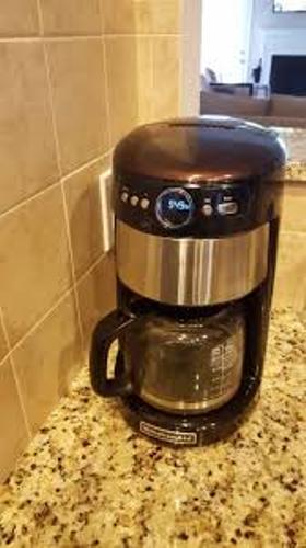 Kitchenaid Architect Coffee Makers