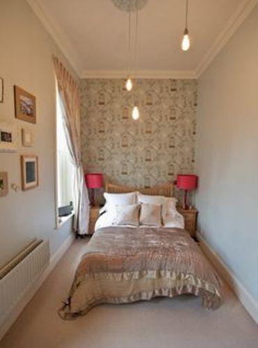 Long Narrow Bedroom Design