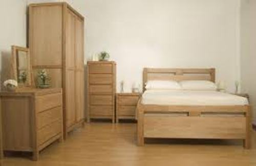 Bedroom Furniture In Brown Color