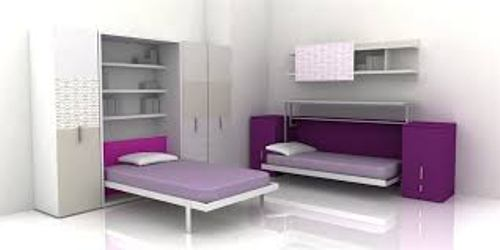 Bedroom Furniture In Purple