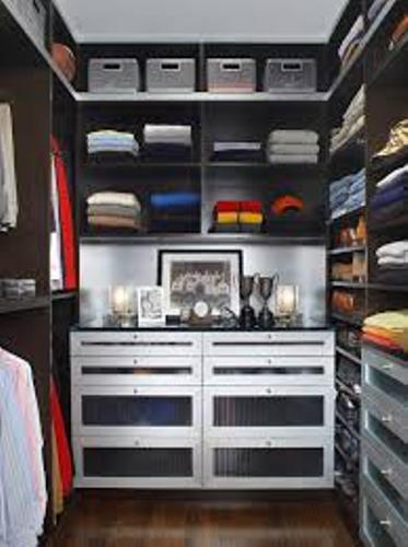 Bedroom with a Small Closet
