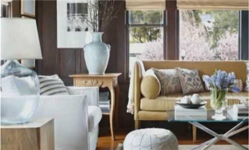 Furniture Around a Bay Window Ideas