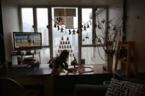 Furniture Around a Bay Window