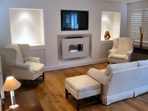 How To Arrange Furniture Around Fireplace And Tv 6 Guides To Decide Good Focal Point Home