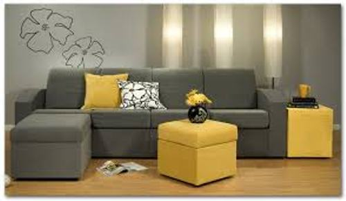 Furniture with a Sectional Sofa Design