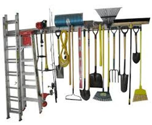 Garden Tools in Garage Ideas