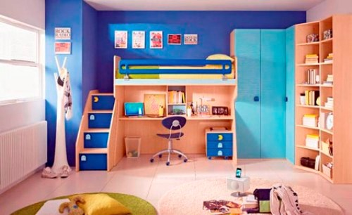 How to Arrange Furniture in Child's Bedroom