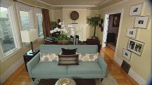 How to arrange living room furniture in a long room 5 steps to change the dull look home for How to set small living room
