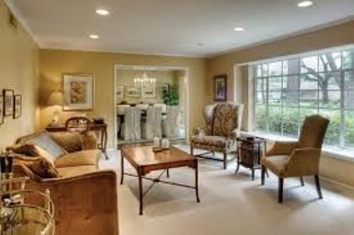 How to Arrange Recessed Lighting in Living Room Image