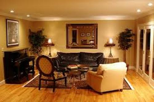 How to Arrange Recessed Lighting in Living Room