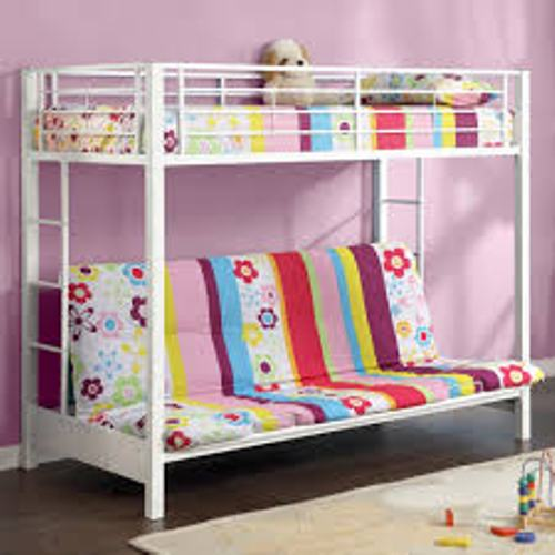 How to Arrange a Small Bedroom with a Bunk Bed Girly