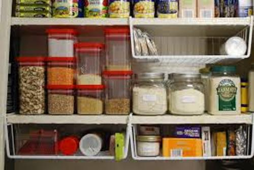 How to Organize a Kitchen Without Drawer