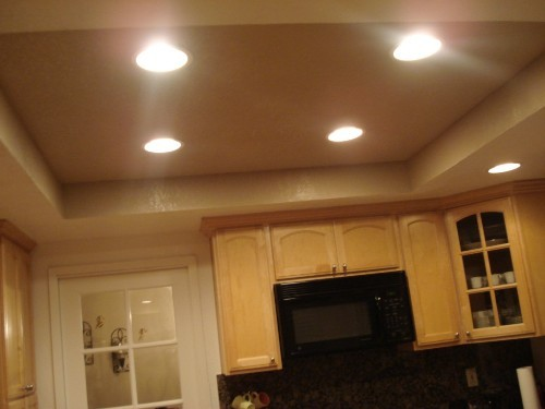 Lighting in Kitchen