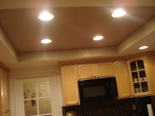Lighting in Kitchen
