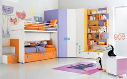 Modern Child's Bedroom