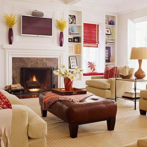 How To Decorate Girly Bedroom: How To Decorate Awkward Shaped Living Rooms: 5 Ideas To