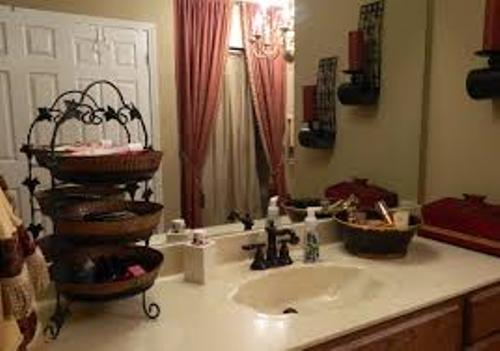 Bathroom Countertop Picture