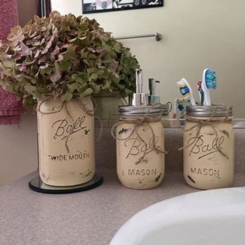 Bathroom for Wedding Decor
