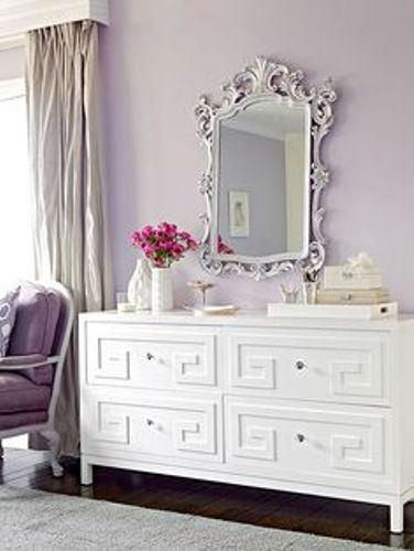 Bedroom Dresser Top Design