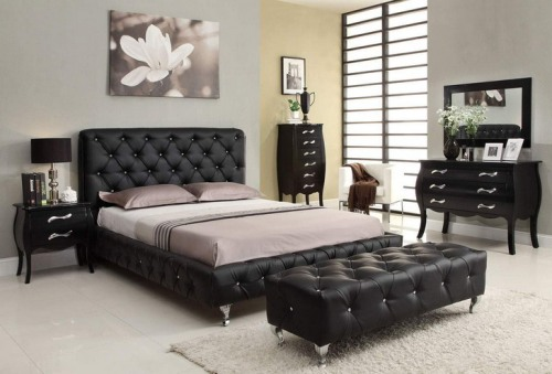 Black Furniture Design