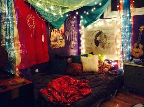 Bohemian Bedroom Style