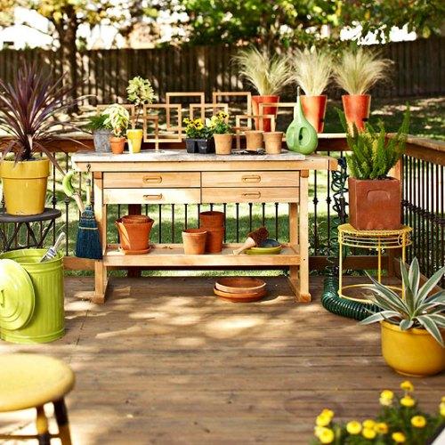 Garden Decking Style
