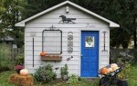 How to Decorate Garden Sheds: 5 Tips for Impressive Garden
