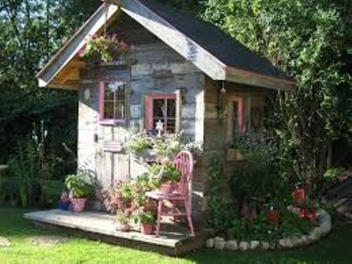 Garden Shed Pictures