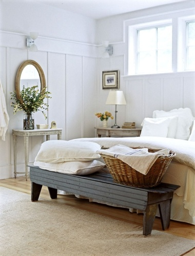 How To Decorate A Bedroom In French Country Style