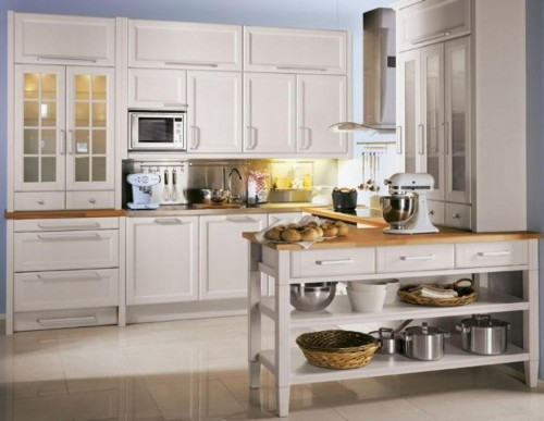 How To Decorate French Country Kitchen