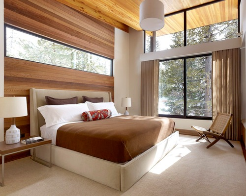 How to Decorate a Bedroom with a Window above The Bed