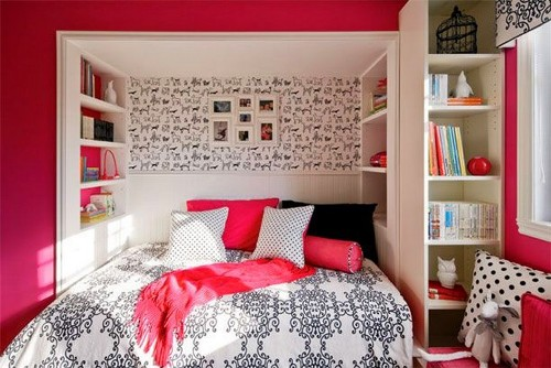 How to Decorate your Bedroom Walls Teenage Girl
