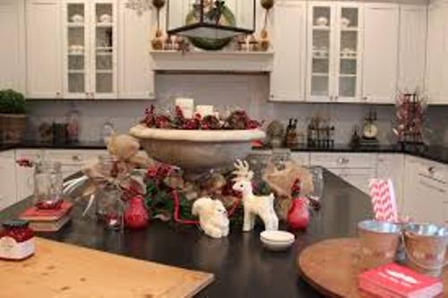 Kitchen Bar for Christmas Ideas