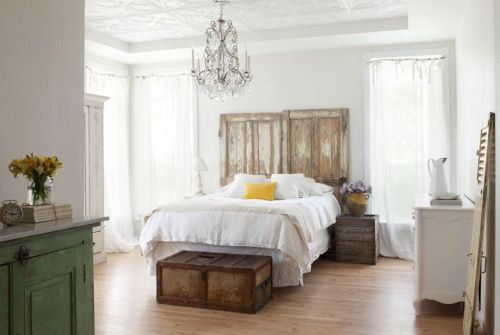Stylish French Country Bedroom