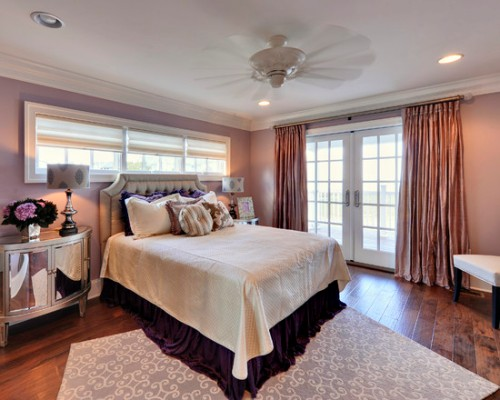 Windows Above Bed Design