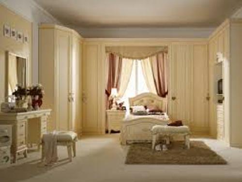 Beige Furniture Design