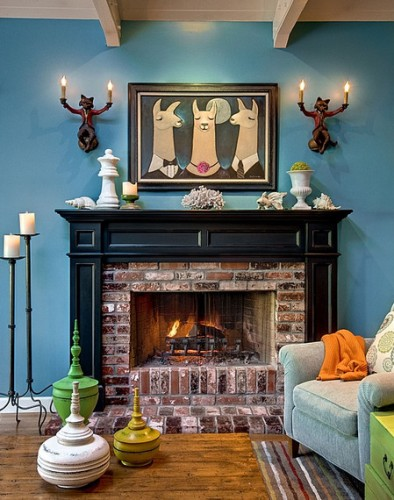 Fireplace Mantel Design