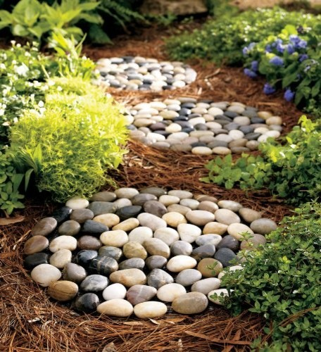 Garden with Rock Ideas