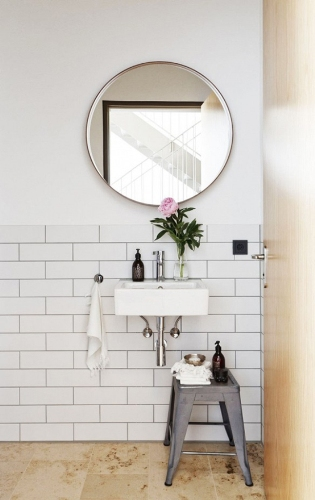 How to Arrange Bathroom Accessories