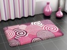 How To Arrange Bathroom Rugs: 5 Ways For Enchanting Bathroom Floor