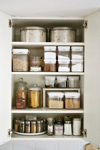 How to Arrange Kitchen Accessories
