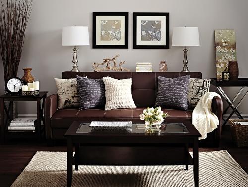 How to Arrange Living Room Accessories