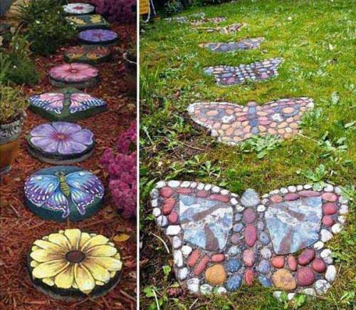 How to Decorate Garden with Rocks
