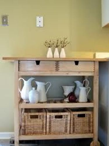 How to Decorate a Kitchen Cart