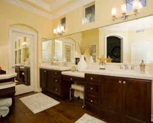 How to Decorate a Long Narrow Bathroom